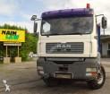 camion MAN TGA 41.460 8X4 Mulde