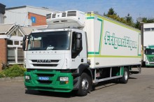 camion frigo multitemperature Iveco usato