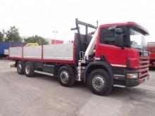 camion Scania P124