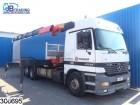 camion Mercedes Actros 2535 6x2, EPS 16, Retarder, Palfinger PK