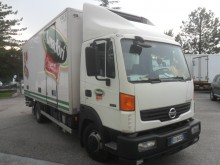 camion frigo multitemperature Nissan usato