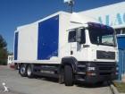 camión furgón MAN usado