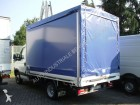 camion cassone centinato Iveco usato