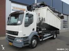 camión DAF FA 55 LF 180 Hiab 12 ton/meter Kran