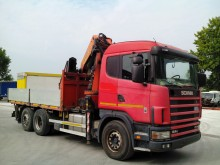 camion Scania G 164G580