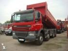 camión volquete bilateral DAF usado