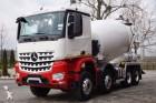 camion Mercedes AROCS 3240 8x4 Betonmischer Leichtbau Schwing 9m