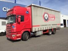 camion rideaux coulissants (plsc) Scania occasion