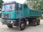 camion MAN 27.364 6x6 EURO2 MEILLER KIPPER