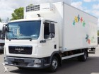 camion frigo MAN usato