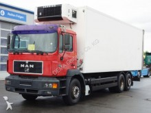 camion MAN 26.403* Carrier* 8,20m* 5 Rohrbahnen* 26.414
