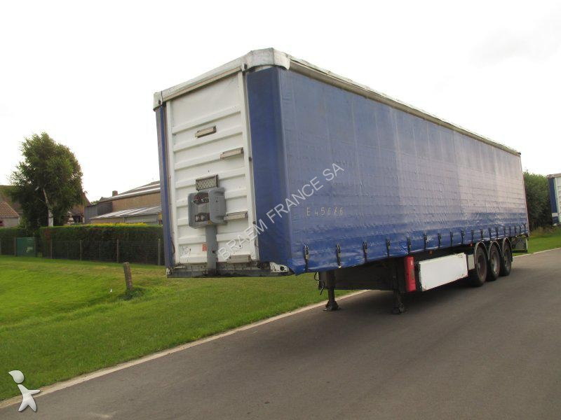 camion plateau ridelles b ch occasion general trailers 3 assen bache gazoil annonce n 1746057. Black Bedroom Furniture Sets. Home Design Ideas