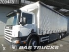 camion Scania E P94 260 6X2 Manual Lift+Lnkachs Ladbordwand