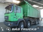 camion MAN 41.403 8X4 Big-Axle Steelsusspension Euro 2