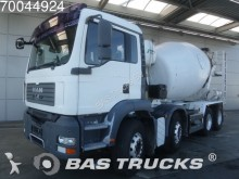 camion MAN TGA 32.400 M 8X4 Manual Big-Axle Steelsuspension