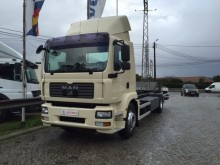camion châssis MAN occasion