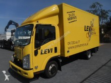 camion fourgon Isuzu