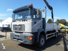 camion plateau MAN occasion
