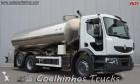 camião cisterna Renault usado