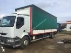 camion cassone centinato alla francese Renault usato
