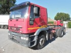 Iveco 440E42 EuroTech 6X2 truck