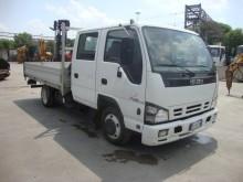 camión volquete OP Isuzu