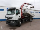camion benne TP Renault usato