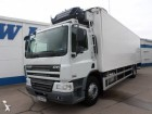 camion frigo multitemperature DAF incidentato