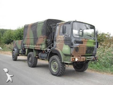 camion renault militaire trm 2000 4x4 gazoil occasion n 1748116. Black Bedroom Furniture Sets. Home Design Ideas