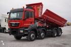camión MAN TGS / 41.440 / E 6 / MANUAL / WYWROTKA HYDROBURTA
