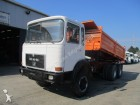 camion MAN 32.321 (BIG AXLE / STEEL SUSPENSION