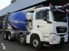 camion MAN TGS 35.400 / 8x4 / Liebherr 10m3 / Manuel