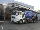 camion MAN TGS 35.400 / Liebherr 10m3 / 8x4 / Manuel