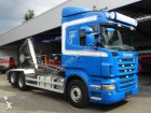 camion Scania R 420 / Manuel / etade / Steel spings