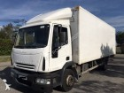 camion fourgon Iveco occasion