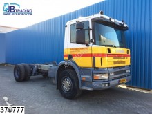camión Scania P94 220 EURO 2, Manual, ADR