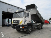 camion MAN 33.362 (BIG AXLE / FULL STEEL SUSPENSION)