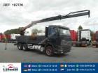 vrachtwagen Volvo FH12.340 6X4 MANUAL WITH CRANE