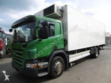 camion Scania P420-EURO5-FRIGOBLOCK-HEBEBÜH