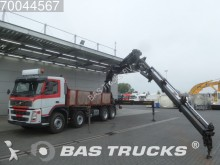 camión Volvo FM12 420 8X4 Manual Steelsuspension Euro 3 Hiab