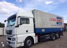 camión MAN TGX 26.440 6X2 SKRZYNIA BDF 7,30