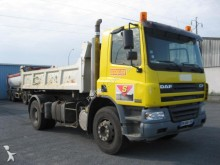 camion bi-benne DAF