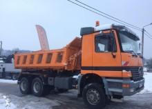 camion Mercedes Actros 3343 6X6 BORDMATIK