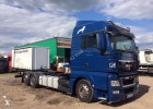 camion MAN TGX 26.440 6X2 BDF EURO 5 INTARDER