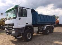 camion Mercedes Actros 3341 6X6 EURO5