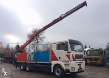 camión MAN TGA 26.430 6X4 HDS MKG HLK181