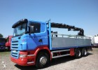 camion Scania R 380 6X4 HDS EUO TIE 1810