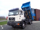 camión MAN 33.342 6x4 Kipper / Full Steel / Big Axle