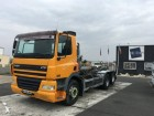 camion multibenna DAF usato