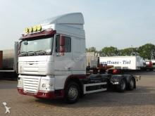 camión DAF XF 105.460 SPACECAB 6X2 533TKM